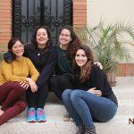 NOMADES: Movimiento de fusión textil