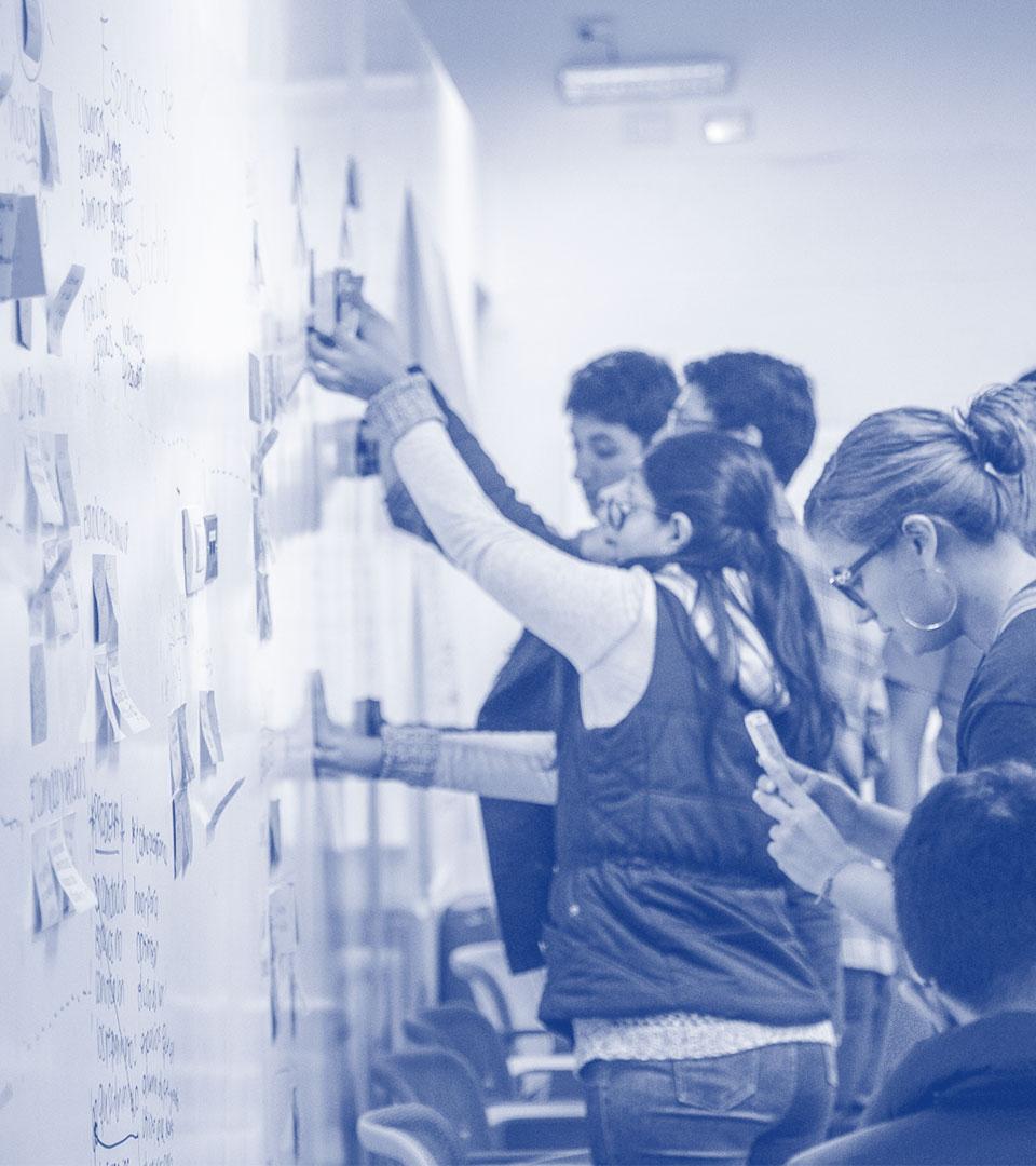 Design Thinking en acción: aplicación de herramientas