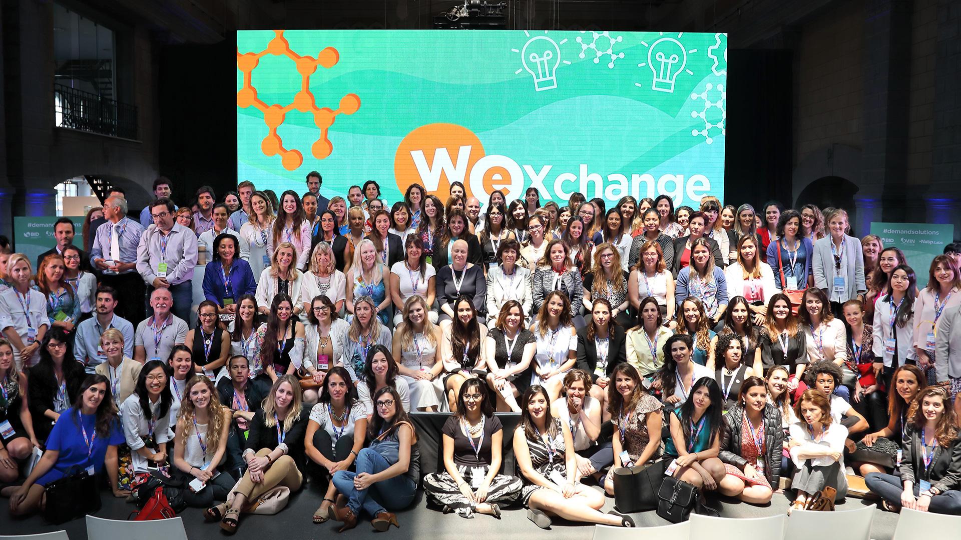 WeXchange abre convocatoria al Pitch Competition 2018 para emprendedoras de AL y el Caribe