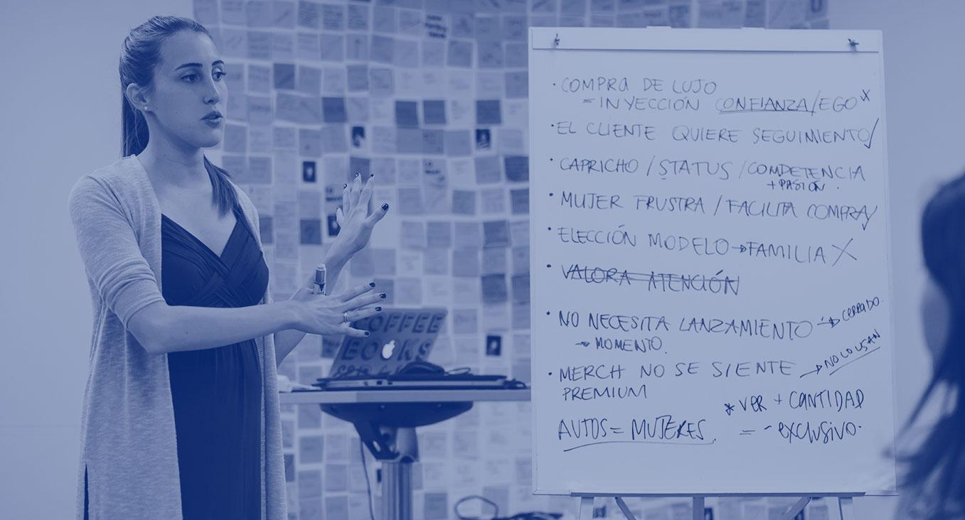 Design Thinking: Resuelve problemas centrados en el usuario