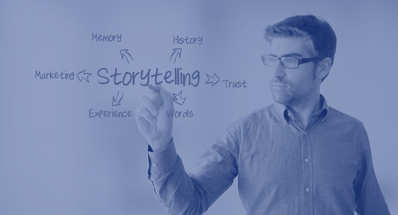 Storytelling: Una nueva forma de presentar tus ideas