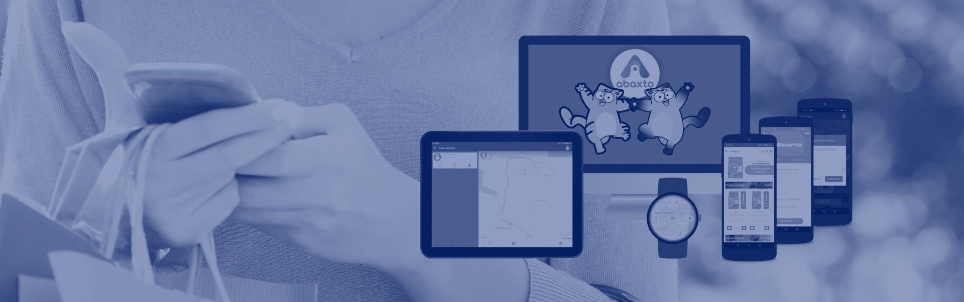 Abaxto lanza su primera Marca Blanca en Chile para La Caserita – App Móvil para Ventas Mayoristas