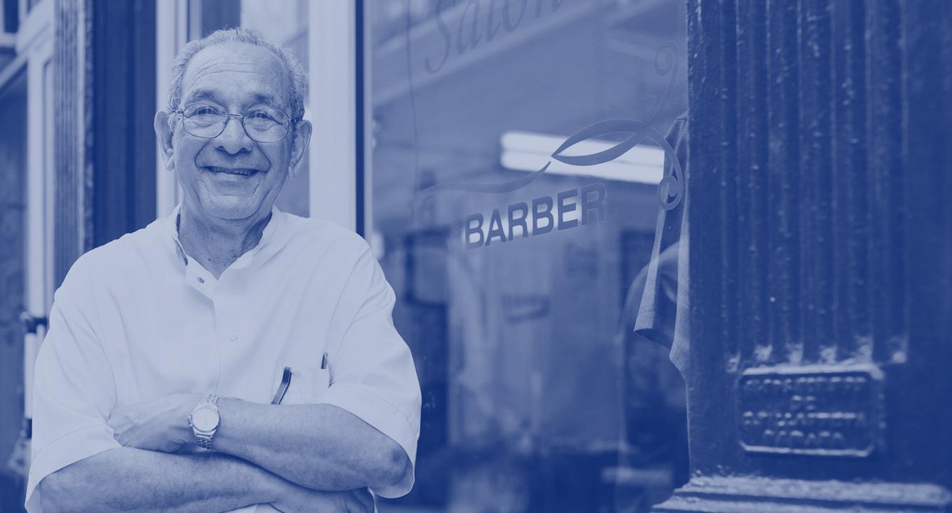 ¿Qué le espera a un emprendedor senior?